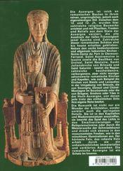 Die romanischen schatze in der auvergne - 4ème de couverture - Format classique