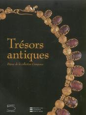 Trésors Antiques. Bijoux De La Collection Campana. - Intérieur - Format classique