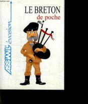 Le breton de poche - Couverture - Format classique