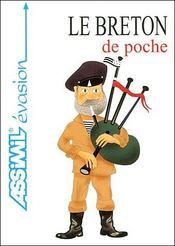 Le breton de poche - Intérieur - Format classique