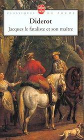 Jacques le fataliste et son maître - Intérieur - Format classique