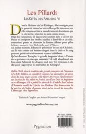 Les pillards ; les cités des anciens t.6 - 4ème de couverture - Format classique