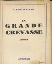 La Grande Crevasse - Couverture - Format classique