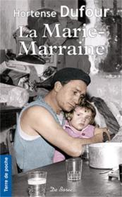 La Marie-marraine - Couverture - Format classique