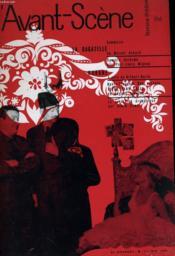 L'AVANT-SCENE - FEMINA-THEATRE N° 196 - LA BAGATELLE de MARCEL ACHARD - Couverture - Format classique