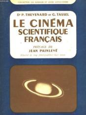 Le Cinema Scientifique Francais - Couverture - Format classique