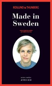Vente  Made in Sweden  - Anders Roslund