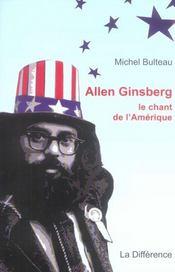Allen ginsberg, le chant de l'amérique - Intérieur - Format classique