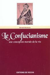 Confucianisme (Le) - Intérieur - Format classique