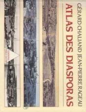 Atlas Des Diasporas - Couverture - Format classique