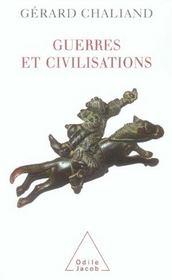 Guerres Et Civilisations - Intérieur - Format classique