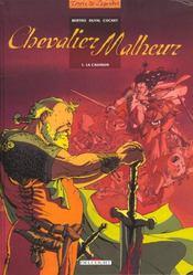 Chevalier Malheur T.1 ; La Chanson - Intérieur - Format classique