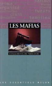 Les mafias - Couverture - Format classique