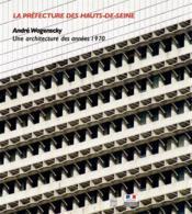La Prefecture Des Hauts-De-Seine (Relie) - Couverture - Format classique