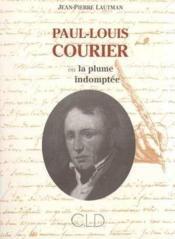 Paul-Louis Courier - Couverture - Format classique