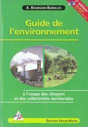 Guide De L'Environnement - Intérieur - Format classique