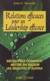 Relations Efficaces Leadership - Intérieur - Format classique