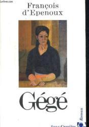 Gege - Couverture - Format classique