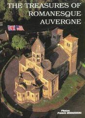 The treasures of romanesque auvergne - Intérieur - Format classique