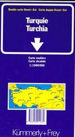 Turquie Ouest-Est - 4ème de couverture - Format classique