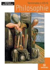 Philosophie ; terminales L, ES, S - Couverture - Format classique