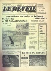 Reveil (Le) N°954 du 21/09/1963 - Couverture - Format classique