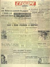 Equipe (L') N°167 du 30/09/1946 - Couverture - Format classique