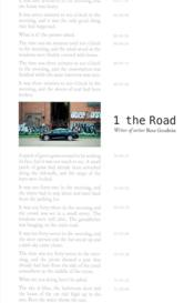 Vente livre :  1 the road  - Ai Wordcar