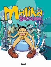 Malika secouss t.6 ; pulse des pieds - Intérieur - Format classique