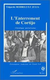 L'enterrement de Cortijo - Intérieur - Format classique