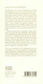 Comptine Matinale Dans Les Brins D'Herbe - 4ème de couverture - Format classique