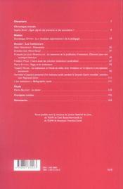 Revue Le Telemaque N.28 ; Les Instituteurs - 4ème de couverture - Format classique
