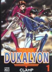 Dukalyon t.1 - Couverture - Format classique