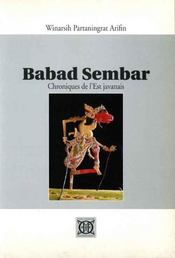 Babad Sembar ; chroniques de l'est javanais - Intérieur - Format classique