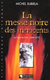 La Messe Noire Des Innocents - Intérieur - Format classique