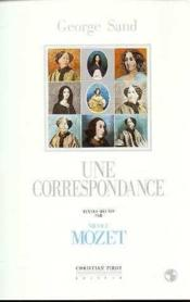 George Sand-Une Correspondance - Couverture - Format classique