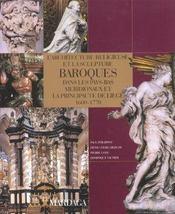 Architecture et la sculpture religieuses baroques - Intérieur - Format classique