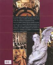 Architecture et la sculpture religieuses baroques - 4ème de couverture - Format classique