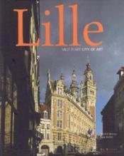 Lille Ville D'Art - Couverture - Format classique