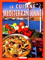 La cuisine méditerranée - Couverture - Format classique