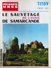 France Urss Magazine N°218 du 01/06/1964 - Couverture - Format classique