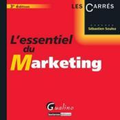 L'essentiel du marketing (3e édition) - Couverture - Format classique