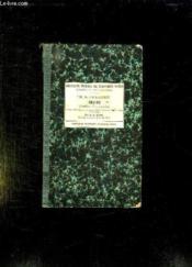 Orator. Nouvelle Edition. - Couverture - Format classique