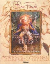 Les Runes Du Pays Des Elfes - Intérieur - Format classique