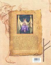 Les Runes Du Pays Des Elfes - 4ème de couverture - Format classique