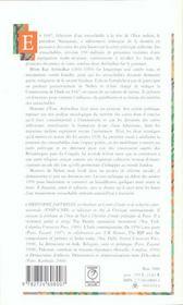 Dr Ambedkar ; leader intouchable et père de la constitution indienne - 4ème de couverture - Format classique