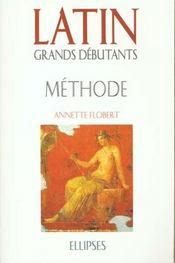 Latin Grands Debutants Methode Cours En 30 Lecons - Intérieur - Format classique