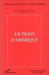 Fictions D'Amerique - Couverture - Format classique