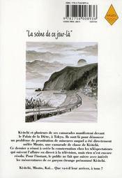 Ki-Itchi t.9 - 4ème de couverture - Format classique