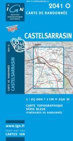 Castelsarrasin - Couverture - Format classique
